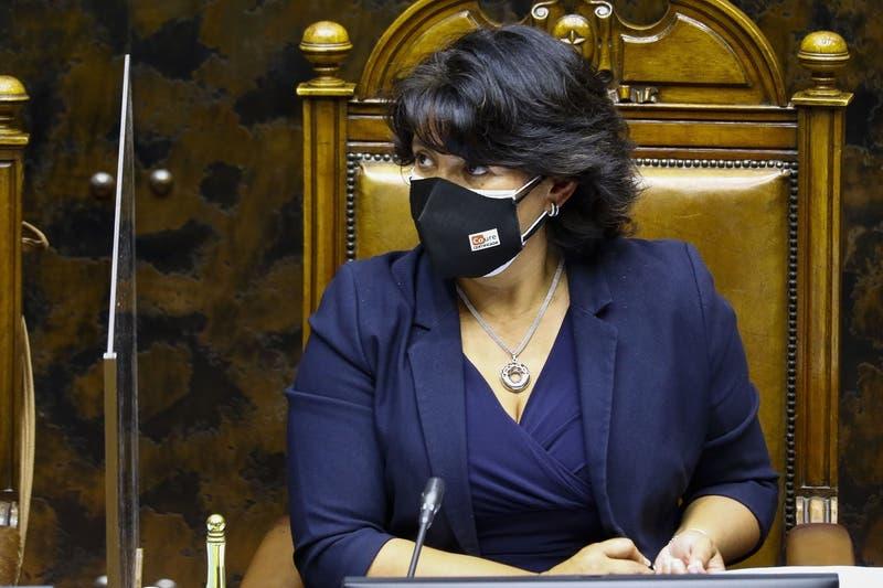 """Yasna Provoste y acusaciones de """"chantaje"""" de Bellolio: """"Lo que se busca es hacer un debate serio"""""""
