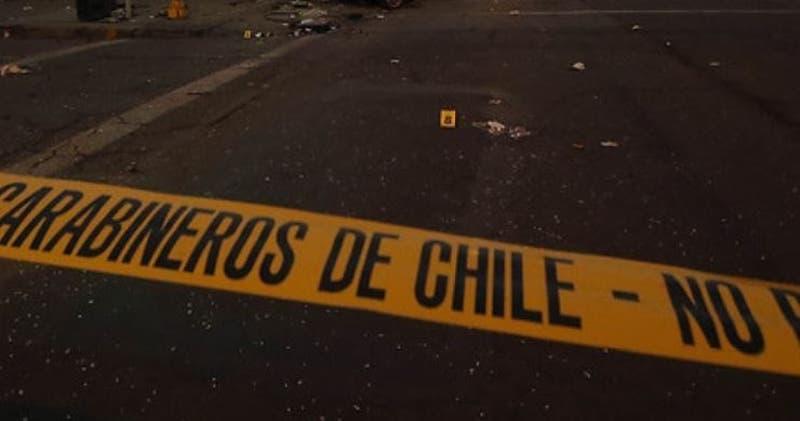 Niño de 10 años que conducía un vehículo chocó a tren de carga en Coronel: hubo cinco heridos