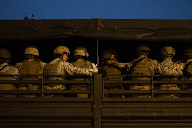 Separan de sus funciones a militares detenidos por fiesta clandestina en Angol