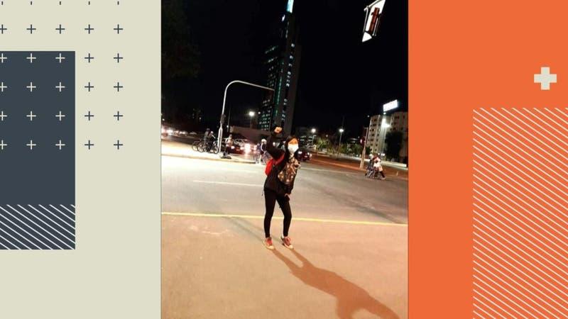 Joven muere atropellada en manifestaciones por el Día del Joven Combatiente