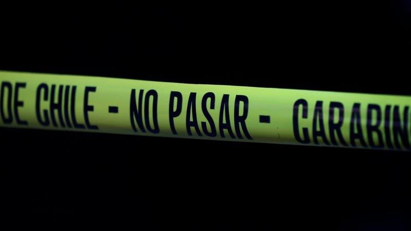 [VIDEO] Carabinero repelió portonazo a balazos en su casa de El Bosque