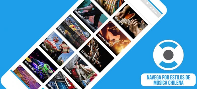 Portaldisc app: debuta el Spotify de la música chilena