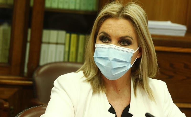 """""""Serás pieza clave de su aprobación"""": Pamela Jiles aplaudió postura de Desbordes sobre tercer retiro"""