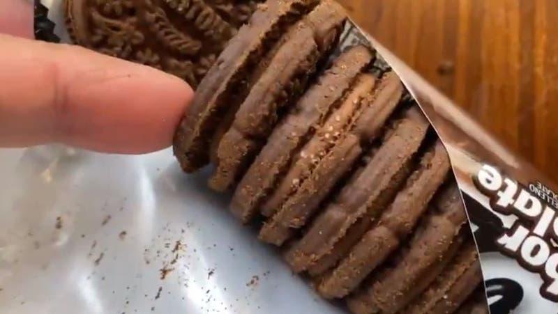Galletas Tritón: decenas de reclamos al Sernac por gusanos