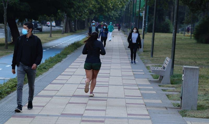 """Franja """"Elige vivir sano"""": Minsal anuncia nuevo horario para realizar actividad física al aire libre"""
