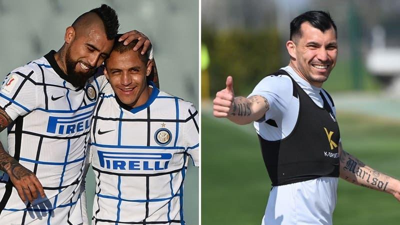 Bolonia vs. Inter: Horario y dónde ver el choque entre Alexis Sánchez, Arturo Vidal y Gary Medel