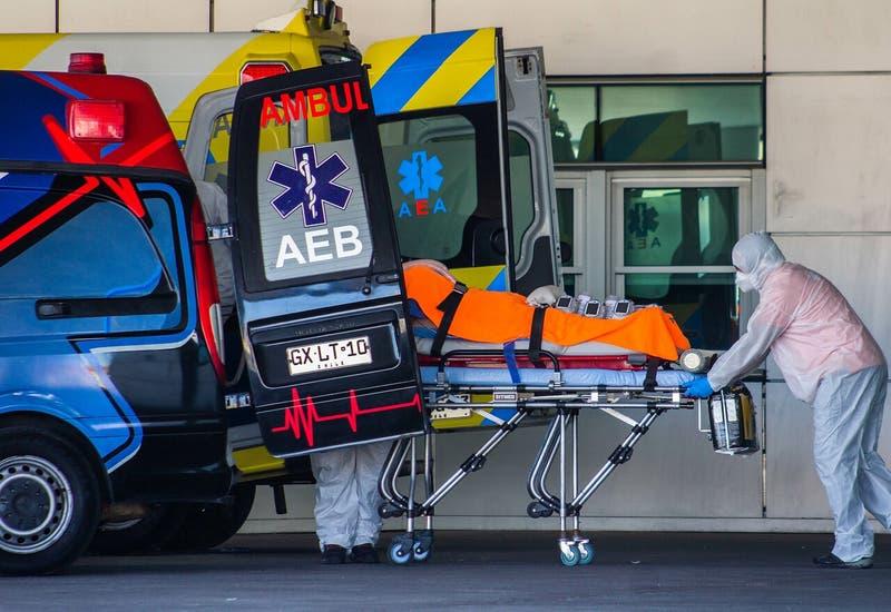 Chile registra más de 8 mil casos nuevos por segundo día consecutivo