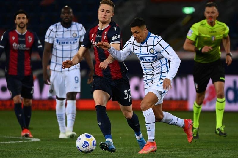 Más líderes que nunca: Inter abrocha importantísima victoria ante Bologna