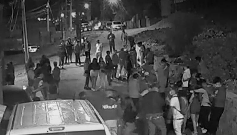 [VIDEO] 19 detenidos por fiestas ilegales en la R.M.