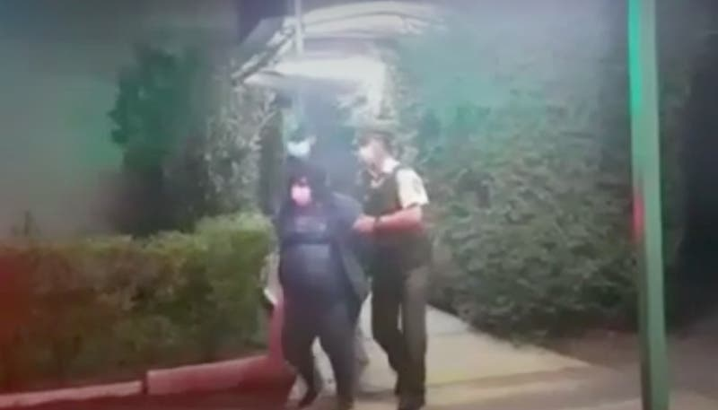 [VIDEO] Recuperan autos robados en portonazos