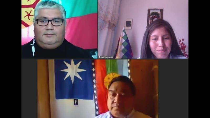 [VIDEO] Naomi Calle, Santo Reinao y Marcial Colin detallan por qué quieren ser constituyentes