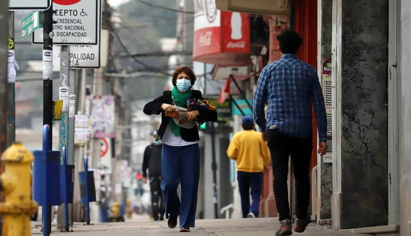 Chile registra 5.807 casos nuevos de COVID-19 en 24 horas