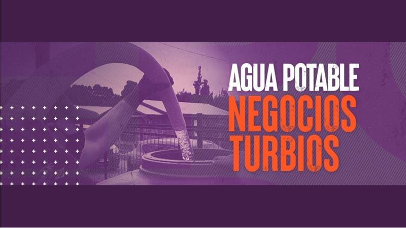 Reportajes T13 Agua potable: Negocios turbios
