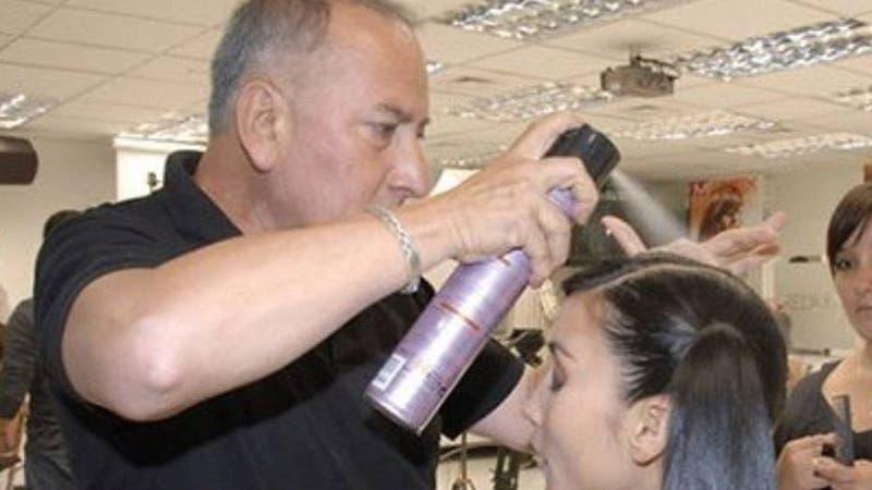 Muere estilista Patricio Araya a los 76 años tras contagiarse de COVID-19