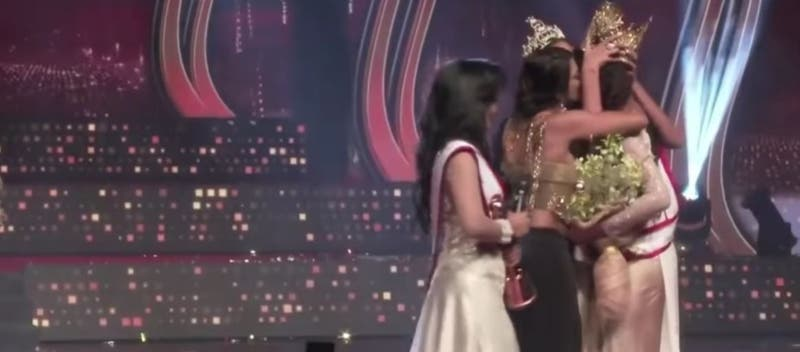 Polémica en Mrs. Sri Lanka: le quitan la corona por su divorcio