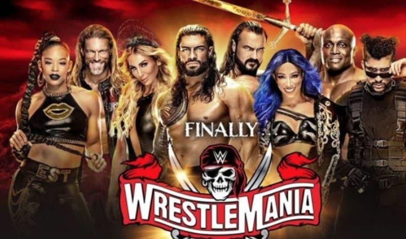 """Wrestlemania 37: Cómo ver """"el superbowl de WWE"""" y cuál es su cartelera (con Bad Bunny a la cabeza)"""