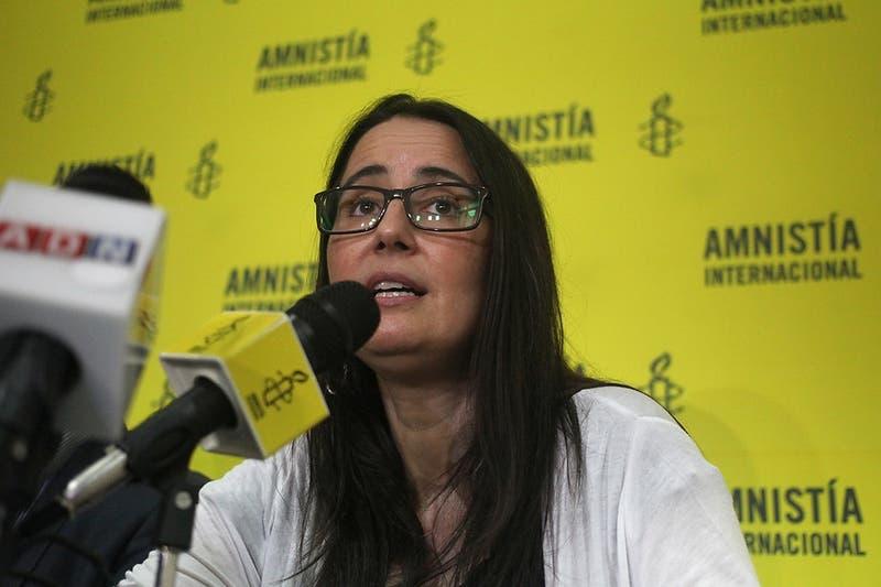 """Amnistía Internacional y Chile: """"El gobierno actúa como si el estallido social no hubiera sucedido"""""""