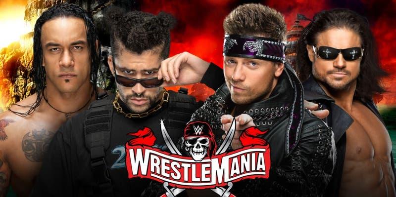 Wrestlemania 37: dónde ver a Bad Bunny en la WWE en Chile