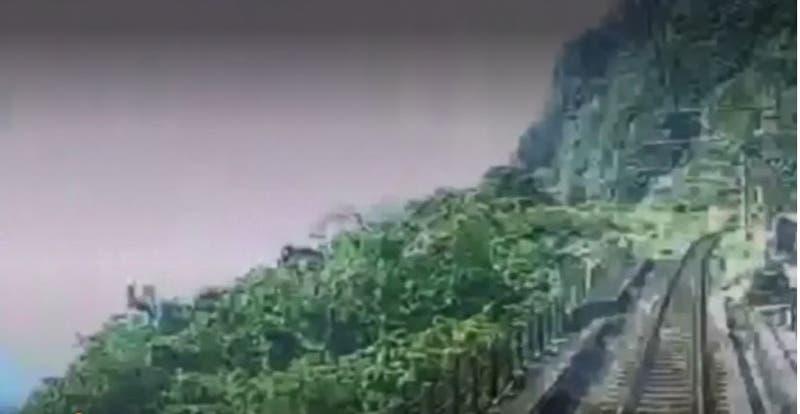Taiwán revela imágenes dramáticas del accidente de tren en que fallecieron al menos 50 personas