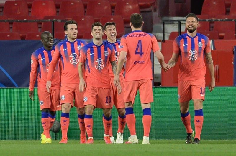 Chelsea se acerca a las semifinales de la Champions tras vencer al Porto
