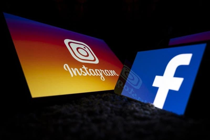 Usuarios reportan caída mundial de Facebook e Instagram