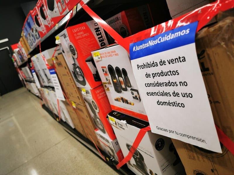 Comercio valora anuncio del gobierno sobre término de listado de productos esenciales