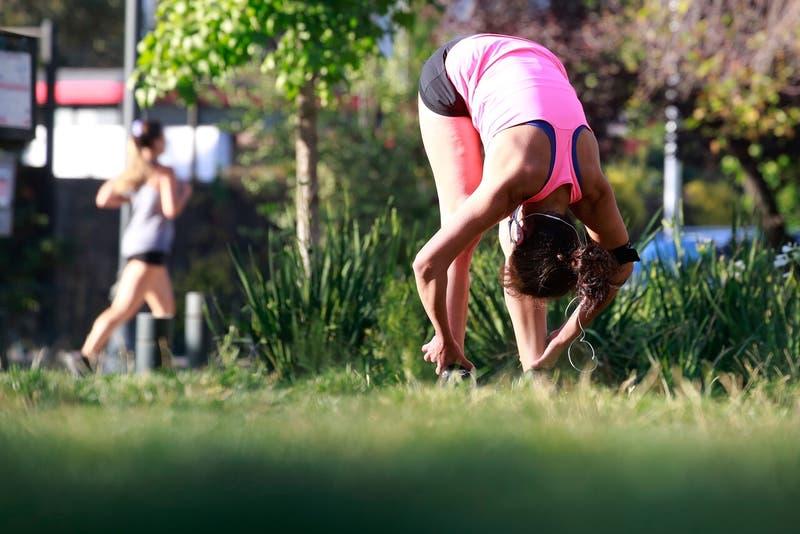 Autoridades fiscalizan normas sanitarias en horario para realizar deporte