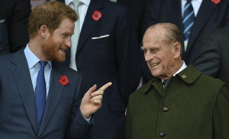 En medio de la polémica: Harry regresará a Reino Unido para el funeral de Felipe de Edimburgo