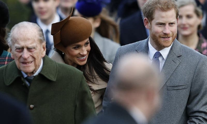 """El sentido tributo del príncipe Harry y Meghan Markle a Felipe de Edimburgo: """"Lo extrañaremos mucho"""""""