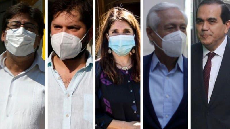 Cerrar ciudades y renta universal: Presidenciales de oposición piden medidas urgentes por COVID-19