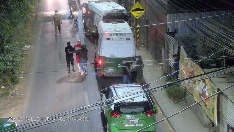 [VIDEO] 25 detenidos en fiesta en Pirque: Drogas, alcohol, recinto ilegal y en pandemia