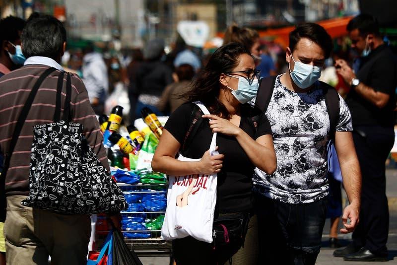 Informe epidemiológico: Se vuelven a superar los 57.000 casos activos a nivel nacional