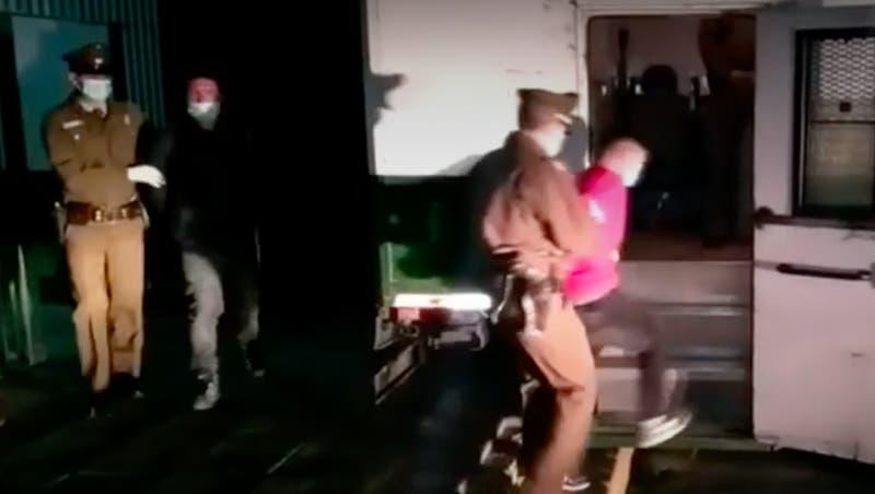 [VIDEO] Persecución en Quilicura termina con dos detenidos