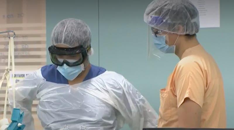 [VIDEO] Vacuna Sinovac: China asegura que eficacia sería del 50,4%