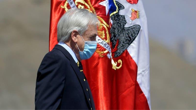 Cadem: Aprobación del Presidente Piñera cae 6 puntos y llega al 14%, la más baja desde diciembre
