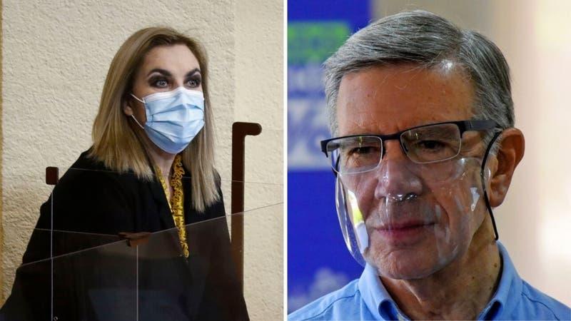 Cadem: Pamela Jiles lidera intención de voto y supera por 6 puntos a Joaquín Lavín