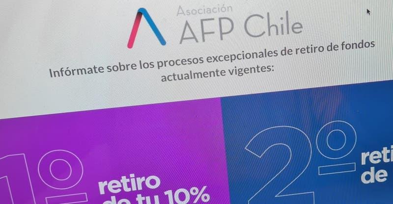 Tercer retiro de fondos AFP: 10% inicia semana clave