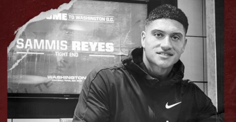 Sammi Reyes se convierte en el primer chileno en firmar en la NFL