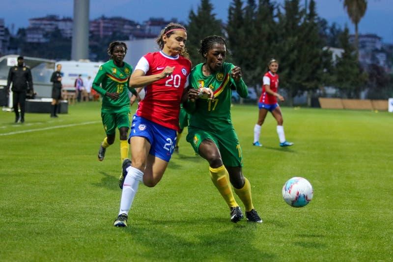 Histórica clasificación: La Roja femenina gana el repechaje y estará por primera vez en los JJ.OO.