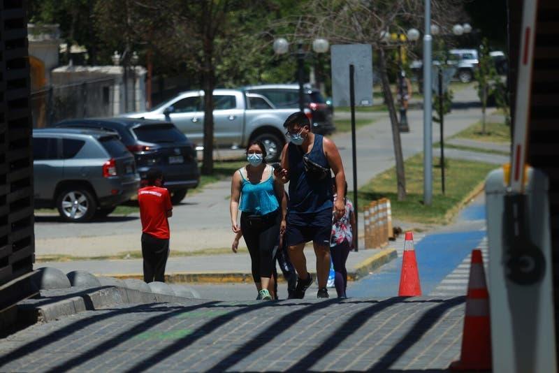 Guardias fueron agredidos en Parque Metropolitano por ciclistas