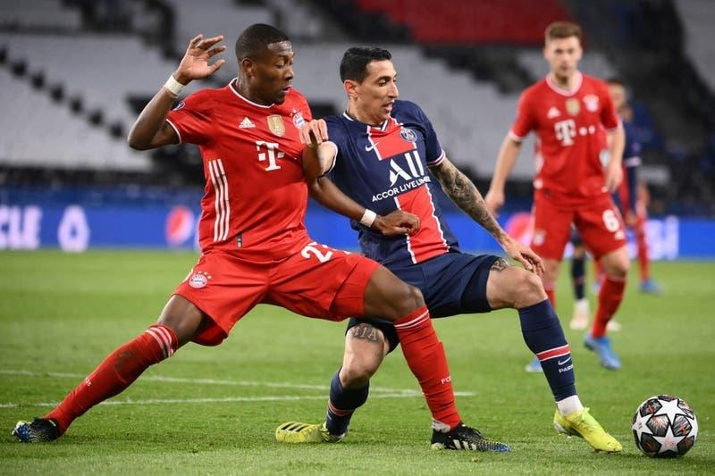 PSG elimina al Bayern Munich y la Champions League tendrá nuevo campeón