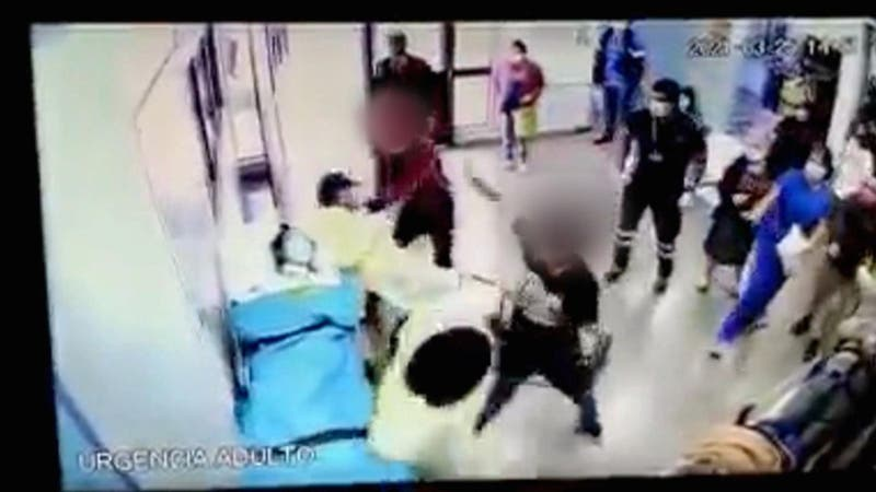 Indignación por golpiza a funcionarios de la salud en Hospital de Chillán
