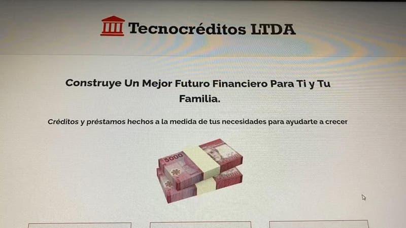 Falsa financiera pedía dinero para tramitar préstamos que nunca otorgaban