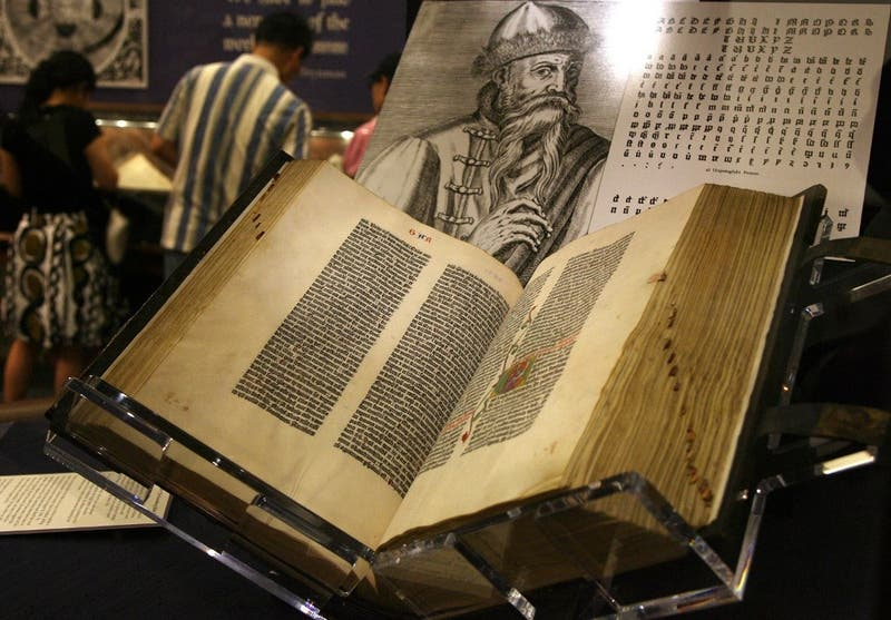 Johannes Gutenberg: pionero de la imprenta y la cultura