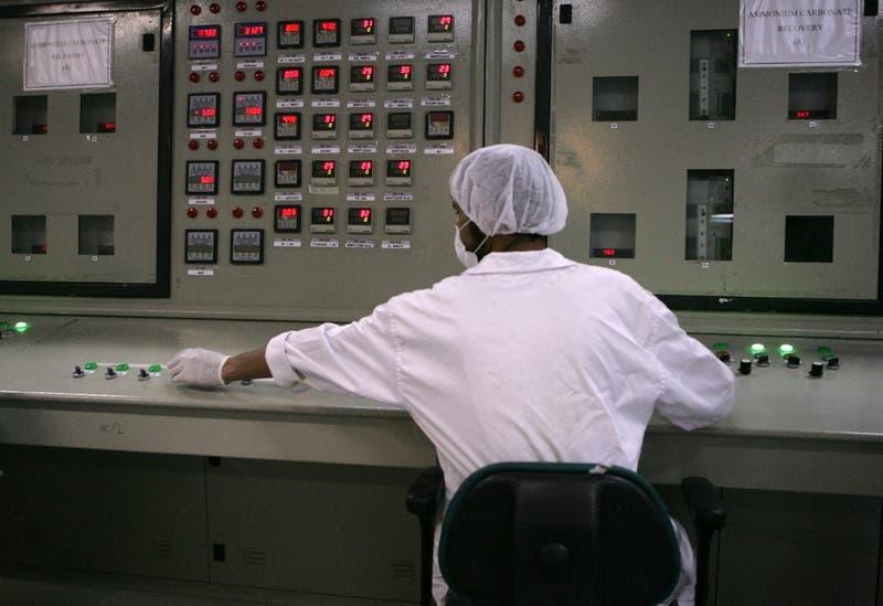 Preocupación mundial por anuncio de Irán sobre enriquecimiento de uranio
