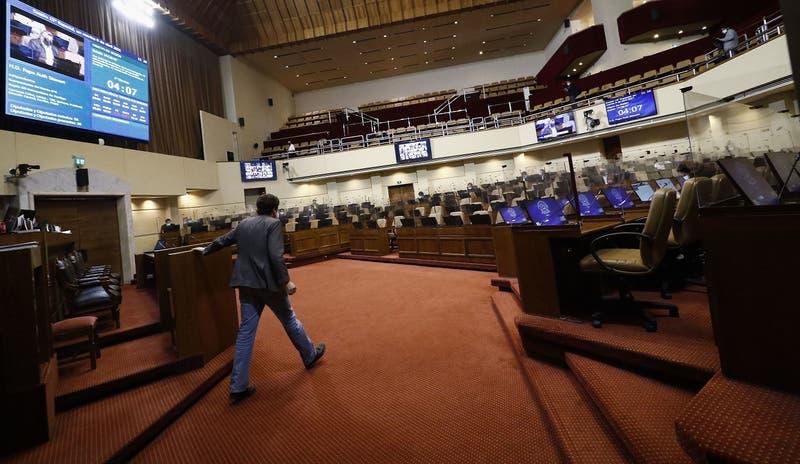 Tercer retiro del 10% a la espera de ser discutido y votado este jueves en la Cámara
