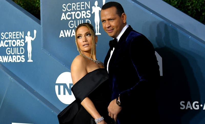 Es definitivo: Jennifer Lopez y Alex Rodriguez confirman el término de su relación