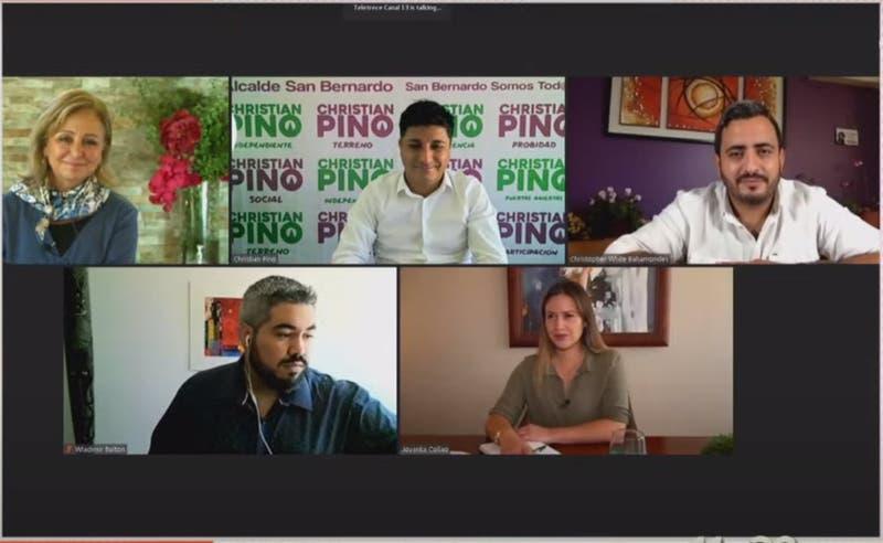 [VIDEO] Municipales 2021: el debate por la alcaldía de San Bernardo