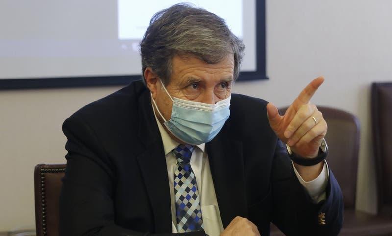 """Ministro Melero en debate por tercer 10%: """"Significa aumentar a 5 millones los afiliados sin ahorro"""""""