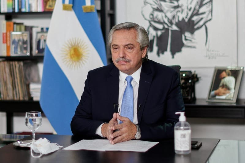 """Presidente argentino: """"No quiero frustrar la Copa América pero hay que ser sensatos"""""""